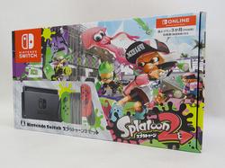 未使用 任天堂 Switch スプラトゥーン2 90日オンライン券付属入荷!