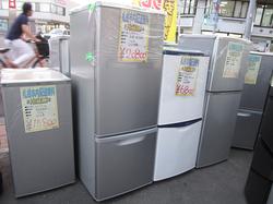 格安冷蔵庫 格安洗濯機続々入荷中!