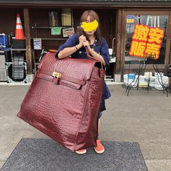 超BIGなバッグ?