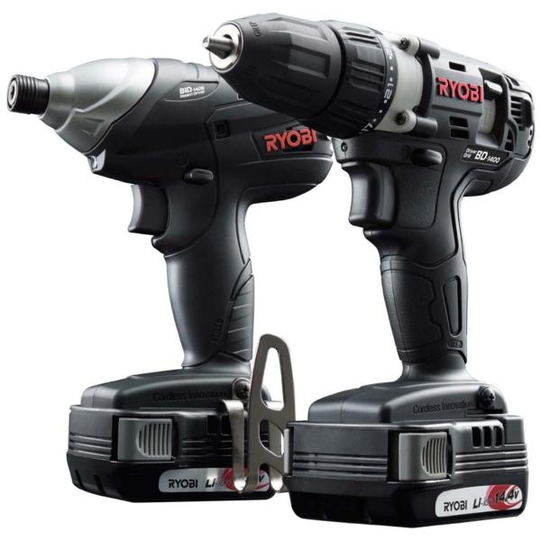 RYOBI/リョービ コンボキット BCK-1420 新品