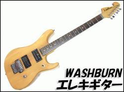 ワッシュバーン エレキギター ヌーノ ベッテンコートモデル 入荷しました!!