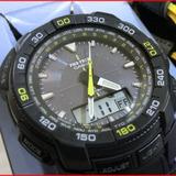 CASIO 腕時計 PROTREK プロトレック タフソーラー PRG-550G-1
