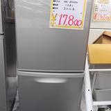 3/3新入荷情報!パナソニック2ドア冷蔵庫!12年製