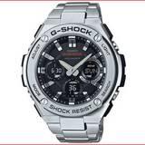 新品入荷☆カシオ G-SHOCK GST-W110D-1AJF タフソーラー 国内正規品