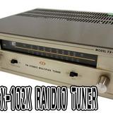 トリオ 真空管ラジオチューナー FX-102K 動作品
