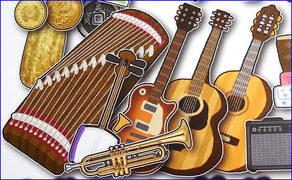 リサイクルバナナ 澄川店では、ギターやお琴や三味線やトランペットなどの楽器を買い取りしております。