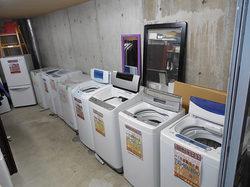 リサイクルバナナ澄川店です。冷蔵庫洗濯機が入荷しております。液晶テレビも買い取っています。