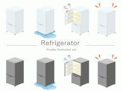 <リサイクルバナナ苫小牧店>急な冷蔵庫トラブル、買い換えを考えている方はご相談ください。