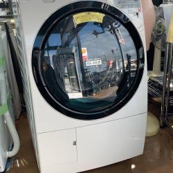 <リサイクルバナナ苫小牧店>高年式ドラム式洗濯機が入荷しました!希少な右開きです!