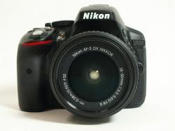 <リサイクルバナナ苫小牧店>大変きれいな一眼レフカメラが入荷しました!D5300 ダブルズームキットのご紹介です♪